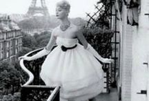 Vintage Couture - THE WHITE BOOK OF STYLE / Vintage couture