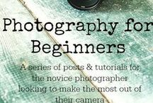 Photography Lessons! / Christine and I are constantly trying to improve our photography.  Little tips and hints about taking better photos are always useful to have around!  So much great advice on this board!