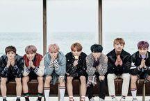 BTS-Bangtan Boys(Bias is J-Hope)