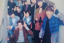 Seventeen.(Bias is Wonwoo)