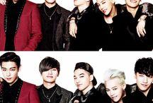 BIGBANG(Bias is Kwon Jiyong)