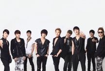 Super Junior(Bias is Heechul)