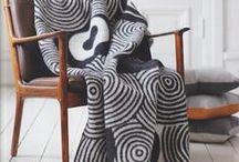 KLIPPAN / Klippan eco wool dekens.