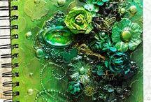 Art Journals / by Donora Aarstad