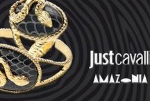 Ετυπωσιακά κοσμήματα AMAZONIA του οίκου Just Cavalli!