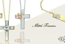 Μοναδικά κοσμήματα από τη συλλογή Mini Triantos!