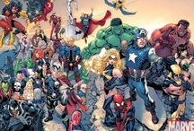 Marvel comics / quadrinhos / by edson kapa