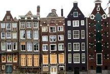 Houses | Architecture / Häuser, Hausfronten, spannende Architektur: Alt mit neu gemischt, kleine Hütten, Urlaubsarchitektur, Gartenhäuser, Gewächshäuser und mehr.