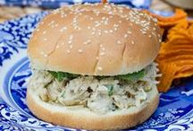 Sandwiches / Great sandwich recipes for your next meal or gathering.