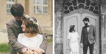 ♥ Wedding: Natürliche Hochzeit / Natürliche Hochzeits-Ideen von A bis Z: Tischdeko, Hochzeitskleid, Foto-Ideen, Einladung, Papeterie, Brautfrisur und mehr! #weddingideas  Table Settings, Wedding Dresses, Photography, Invitation, Save the Date, Engagement, Hair