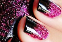 Fun funky nails / Fun colorful and crazy