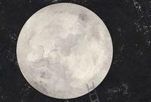 Trends | Sun + Moon + Stars / Astronomic Pins. Sonne, Mond und Sterne
