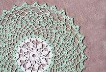 Crochet and Bead ideas