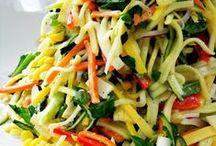Vegetarian / Vegetarian recipes from around the world.