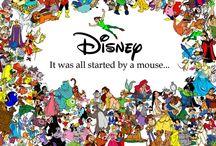 Disney / by Bella The Demon Daughter Of Apollo