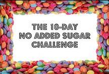 Sugar Free / Recipes with no added sugar