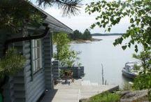 Cottage / Kesämökki ideoita // summer house inspiration