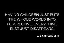 Quotes we ❤ / Motherhood wisdom from some amazing women