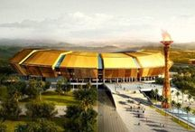 Stadiums / Stadium pins and photos of stadiums from around the world. #Stadium #Stadiums #BallPark #Field #Court / by Matthew Mortensen