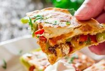 Mexican Inspired Recipes / Recipes with Mexican flavors or influence