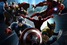 games marvel / geek