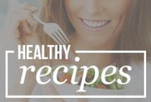 Healthy Recipes / Looking for some food inspiration? Try these recipes that are great for you AND taste even better!