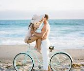 wedding & couples' photos / picture ideas for weddings and couples' photo shoots