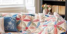 Today's Quilter: Applique quilts / Stunning applique and embroidered quilts