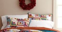 Today's Quilter: Log cabin quilts / Cosy log cabin quilt designs
