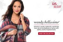 Wendy Bellissimo Maternity / Fall + Winter 2015 Maternity Styles by Wendy Bellissimo for Motherhood Maternity