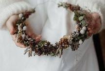 ♥ Winter Hochzeit / Gemütliche, natürliche Ideen für die Winterhochzeit. // Winter Wedding Ideas & Inspiration for cozy, natural Decoration