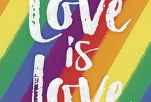 LGBTQIA+ / Love is Love!!