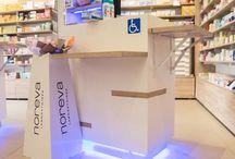 Réalisation - Agencement Pharmacie / Agencement pharmacie