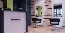 Réalisation - Agencement Salon de coiffure / Agencement salon de coiffure