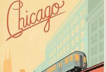 Chicago / by Katy Mae Garcia