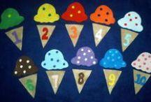 KERN 3 doos poes koek ijs zeep