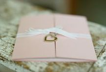 Wedding Invites / Hand made wedding invitations from Vancouver and other parts of the world.