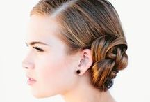 Très Chic | Up Dos / Make any occasion fancy when wearing your hair up. / by Coronet Diamonds
