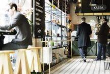 cafeteria interiors