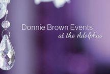 Video of Donnie Brown Weddings