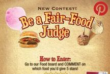 Contests / Free Fair Food Bucks Giveaway Contests