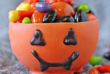 Feed Your Need for Halloween / Fun food ideas for your own Halloween Celebrations!
