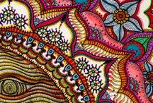 tangles-doodles-coloring page