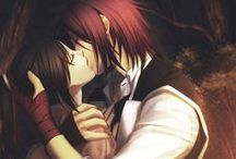 Anime Couple's