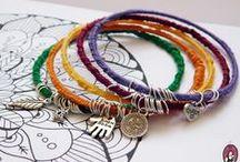 Bracelets by me / Visit my blog! -http://blitheproject.hu/ Like me on Facebook! - https://www.facebook.com/blitheproject