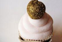 Eats | Glittery Confections / by Coronet Diamonds
