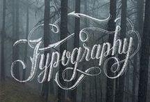 typography <3