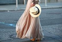 Beautiful maxi skirts / Style ideas and inspiration for women