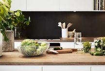 Keittiö / Ideoita keittiöön