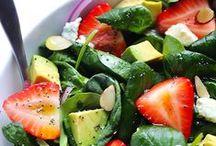 Zdrowe odżywianie / Do tego by jeść zdrowo nikogo nie trzeba przekonywać. Podpowiadamy jakie składniki są ważne w diecie, jak komponować posiłki oraz pomysły na ciekawe dania. Smacznego! :)